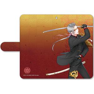 刀剣乱舞-ONLINE- 手帳型モバイルフォンケース(フリーサイズ)69:大般若長光