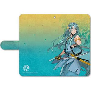 刀剣乱舞-ONLINE- 手帳型モバイルフォンケース(フリーサイズ)73:千代金丸