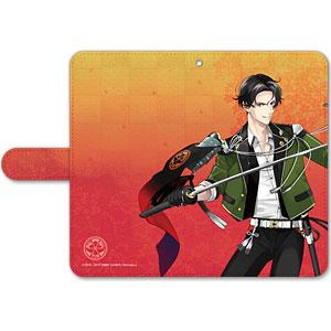 刀剣乱舞-ONLINE- 手帳型モバイルフォンケース(フリーサイズ)75:豊前江