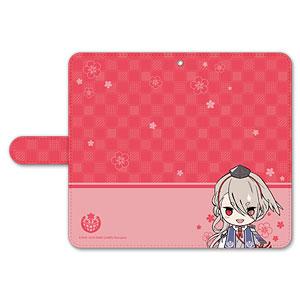 刀剣乱舞-ONLINE- ぽてだん! 手帳型モバイルフォンケース(フリーサイズ)03:今剣
