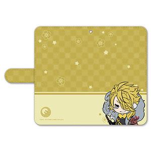 刀剣乱舞-ONLINE- ぽてだん! 手帳型モバイルフォンケース(フリーサイズ)08:獅子王