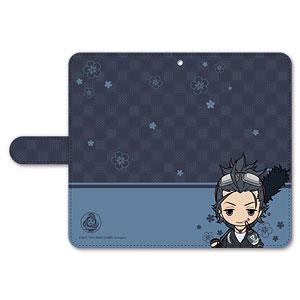 刀剣乱舞-ONLINE- ぽてだん! 手帳型モバイルフォンケース(フリーサイズ)15:日本号