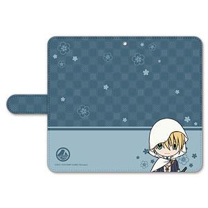 刀剣乱舞-ONLINE- ぽてだん! 手帳型モバイルフォンケース(フリーサイズ)19:山姥切国広