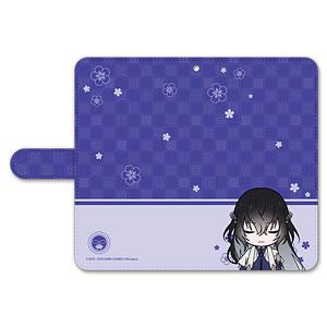 刀剣乱舞-ONLINE- ぽてだん! 手帳型モバイルフォンケース(フリーサイズ)34:数珠丸恒次