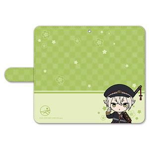 刀剣乱舞-ONLINE- ぽてだん! 手帳型モバイルフォンケース(フリーサイズ)36:蛍丸