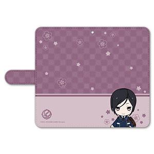 刀剣乱舞-ONLINE- ぽてだん! 手帳型モバイルフォンケース(フリーサイズ)46:薬研藤四郎