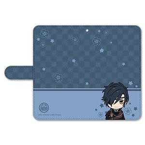刀剣乱舞-ONLINE- ぽてだん! 手帳型モバイルフォンケース(フリーサイズ)52:燭台切光忠