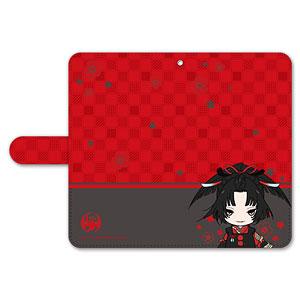 刀剣乱舞-ONLINE- ぽてだん! 手帳型モバイルフォンケース(フリーサイズ)61:小烏丸