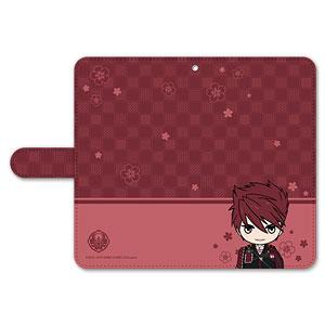 刀剣乱舞-ONLINE- ぽてだん! 手帳型モバイルフォンケース(フリーサイズ)62:大包平