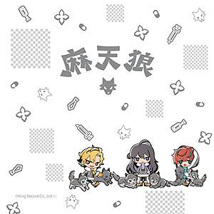ヒプマイサンリオリミックス ミニタオル シンジュクディビジョン アニマルver.