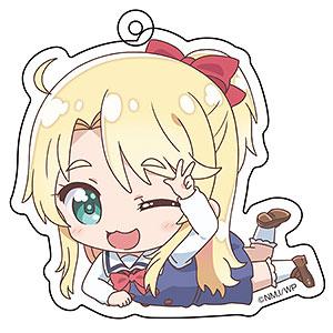 TVアニメ「私に天使が舞い降りた!」 ごろりんアクリルキーホルダー (4)姫坂乃愛