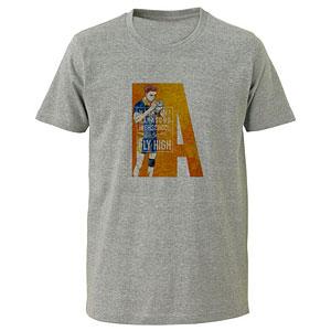 ハイキュー!! 東峰旭 Ani-Art Tシャツ vol.2/メンズ XL