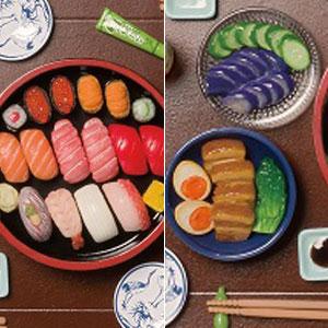 【特典】ぷちサンプル 今日は贅沢お寿司の日 ~ぷちサンプル入門セット~