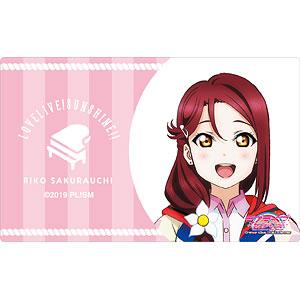 ラブライブ!サンシャイン!! The School Idol Movie Over the Rainbow 桜内梨子 マルチステッカー
