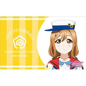 ラブライブ!サンシャイン!! The School Idol Movie Over the Rainbow 国木田花丸 マルチステッカー