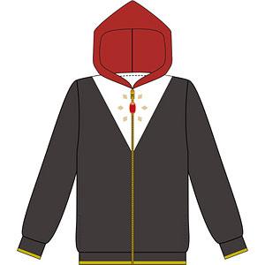 Fate/EXTELLA LINK イメージパーカーF カルナ レディースF