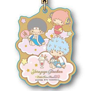 エコストラップ 銀魂×Sanrio characters Yorozuya Ginchan B