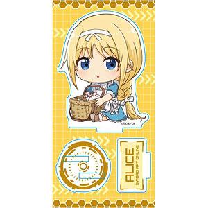 ぎゅぎゅっとアクリルフィギュア ソードアート・オンライン アリシゼーション アリス(11歳)