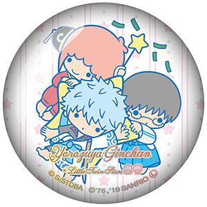 銀魂×Sanrio characters ガラスマグネット 万事屋
