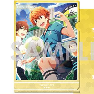アイドルマスター SideM クリアファイルコレクション-アイドルたちの休日 Vol.2- D.蒼井悠介