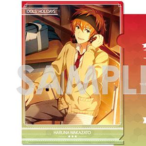 アイドルマスター SideM クリアファイルコレクション-アイドルたちの休日 Vol.2- G.若里春名