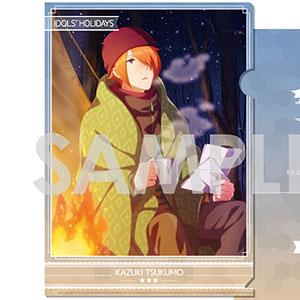 アイドルマスター SideM クリアファイルコレクション-アイドルたちの休日 Vol.2- K.九十九一希