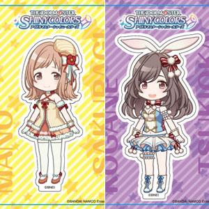 アイドルマスター シャイニーカラーズ トレーディングスマホステッカー Vol.1 8個入りBOX