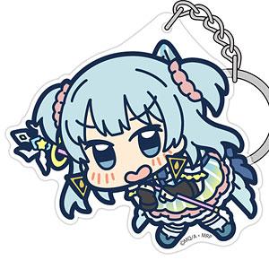 マギアレコード 魔法少女まどか☆マギカ外伝 水波レナ アクリルつままれキーホルダー