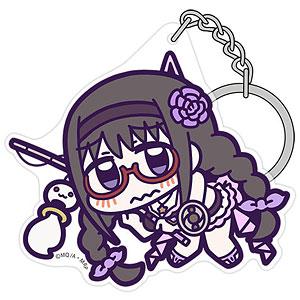 マギアレコード 魔法少女まどか☆マギカ外伝 暁美ほむら(水着) アクリルつままれキーホルダー