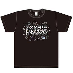「ゾンビランドサガ」みんなでおらぼう! Tシャツ Lサイズ