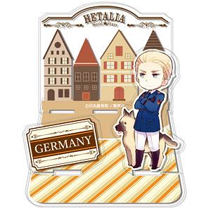 ヘタリア World★Stars アクリルジオラマスタンド 2 ドイツ