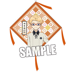 刀剣乱舞-花丸- 座布団ストラップPart.4「博多藤四郎」