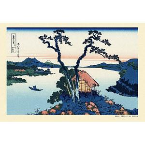 ジグソーパズル 葛飾北斎 冨嶽三十六景シリーズ 信州諏訪湖 300ピース (300-188)