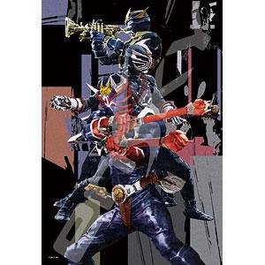 ジグソーパズル 仮面ライダーシリーズ 菅原芳人WORKS 響き合う魂 300ピース (300-1528)