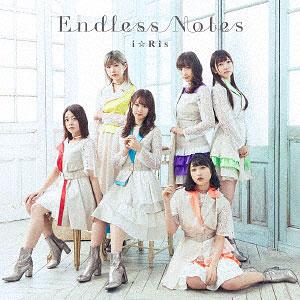 CD i☆Ris / Endless Notes (TVアニメ「グリムノーツ The Animation」EDテーマ)