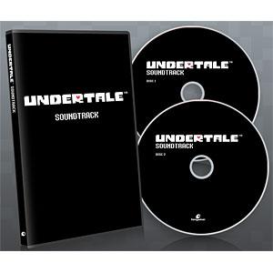 CD 「UNDERTALE」サウンドトラック(日本語版)