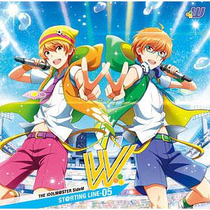 【特典】CD 『アイドルマスター SideM』THE IDOLM@STER SideM ST@RTING LINE -05 W