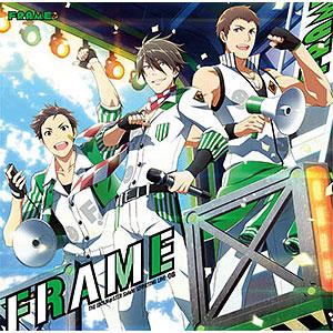 【特典】CD 「アイドルマスター SideM」 THE IDOLM@STER SideM ST@RTING LINE-08 FRAME / 熊谷健太郎、濱健人、増元拓也