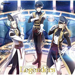 【特典】CD THE IDOLM@STER SideM ST@RTING LINE-15 Legenders