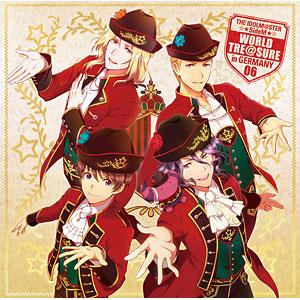 【特典】CD アイドルマスター SideM THE IDOLM@STER SideM WORLD TRE@SURE 06