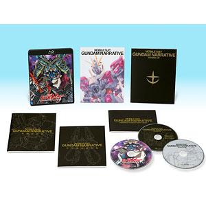 【特典】BD 機動戦士ガンダムNT 特装限定版 (Blu-ray Disc)
