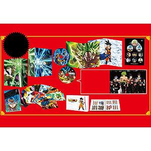 DVD ドラゴンボール超 ブロリー 特別限定版