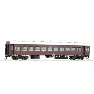 HO-5001 国鉄客車 ナハ10形(茶色)