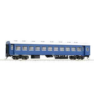 HO-5003 国鉄客車 ナハ10(11)形(青色)