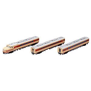 98312 国鉄 キハ81・82系特急ディーゼルカー(くろしお)増結セットA(3両)