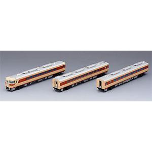 98313 国鉄 キハ81・82系特急ディーゼルカー(くろしお)増結セットB(3両)