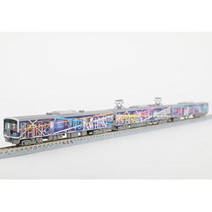 鉄道コレ 伊豆箱根鉄道3000系(3506編成) ラブライブ!サンシャイン!! HAPPY PARTY TRAIN ラッピング電車3両セット