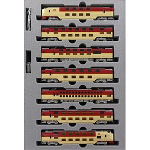 10-1564 285系0番台〈サンライズエクスプレス〉(パンタグラフ増設編成) 7両セット