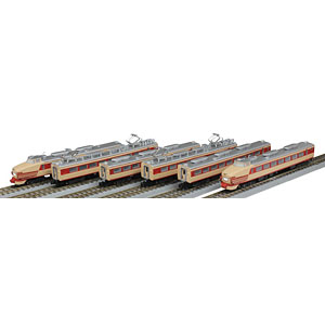 T030-1 国鉄 485系特急形車両 初期型「ひばり」 国鉄色(クロ481) 6両基本セット