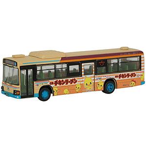 ザ・バスコレクション 阪急バス チキンラーメンひよこちゃんラッピングバスタイプ